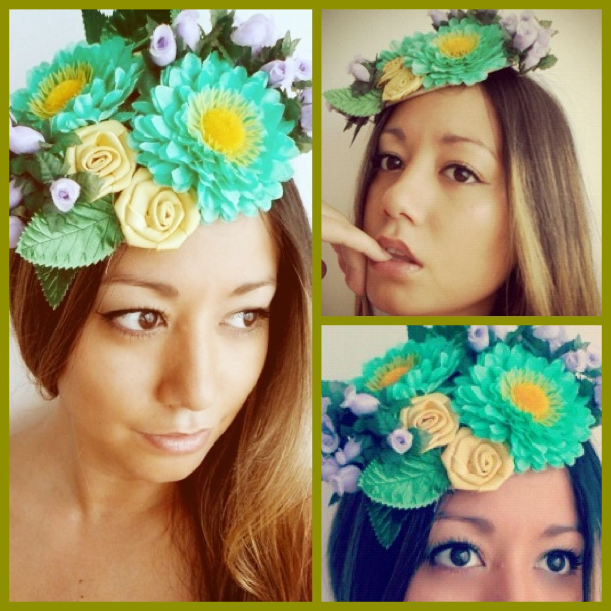 Guest blogpost diy flower power fascinator vslawson be sure to click here to check out lovalafashions delightful website for this particular tutorial and other great diy projects from nail art to bags and solutioingenieria Images