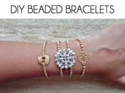 Box_DIY BEADED BRACELETS
