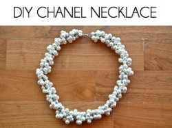 Box_DIY CHANEL NECKLACE