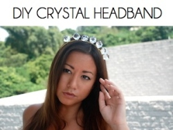 Box_DIY CRYSTAL HEADBAND