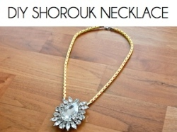 Box_DIY SHOROUK NECKLACE