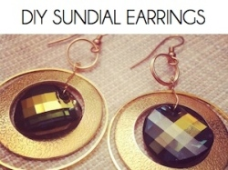 Box_DIY SUNDIAL EARRINGS