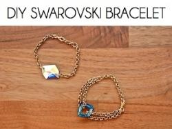 Box_DIY SWAROVSKI BRACELET
