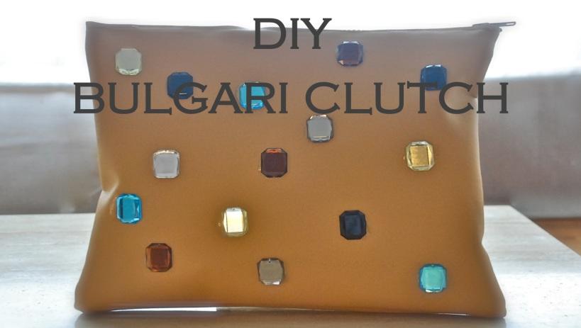 Bulgari Clutch