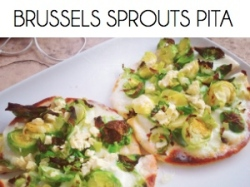 brussels sprouts pita BOX