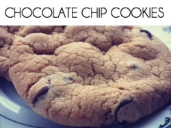 chocolate chip cookies BOX