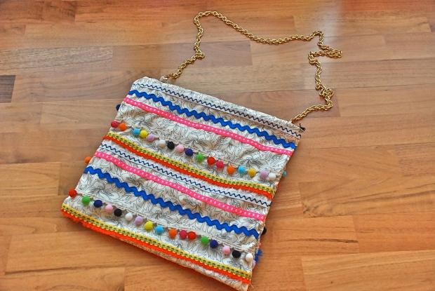 DIY Festival Boho Bag