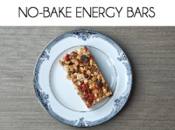 ENERGY BAR BOX
