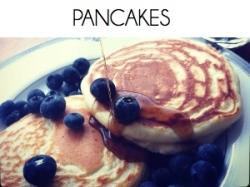 pancakes BOX