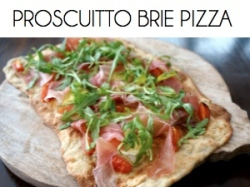 PROSCUITTO PIZZA BOX