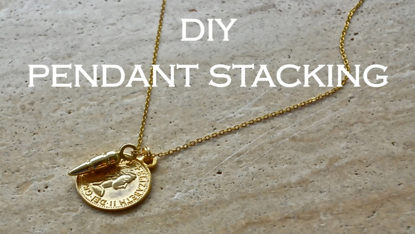 pendant stacking