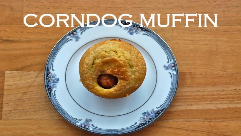 Corndog muffin
