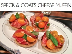 speck goats cheese muffin BOX