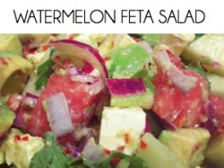 watermelon salad BOX