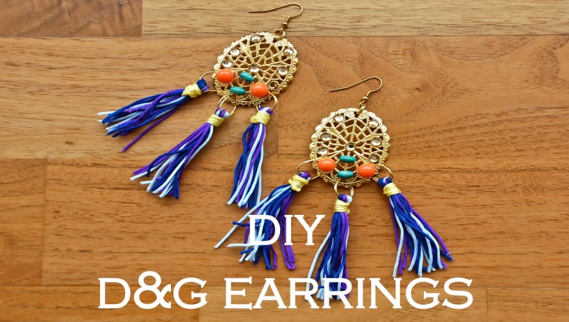 D&G Earrings