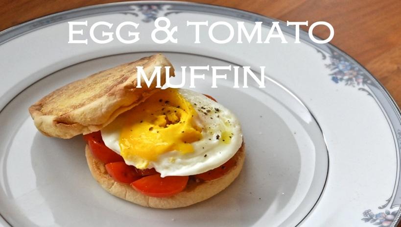 Egg & Tomato Muffin