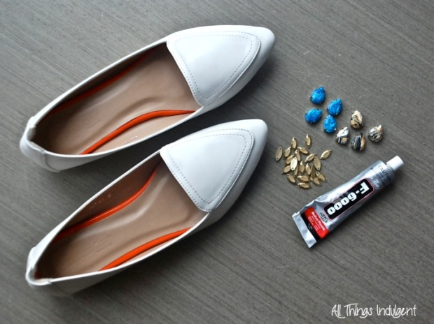 Zalora DIY Shoes 1