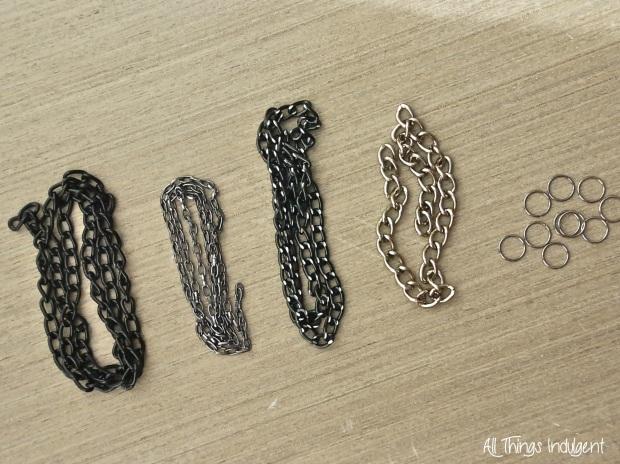 DIY Shoe Chains 1