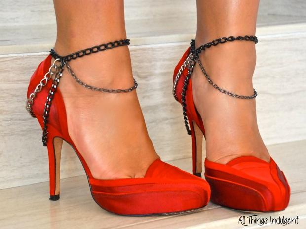 DIY Shoe Chains 3