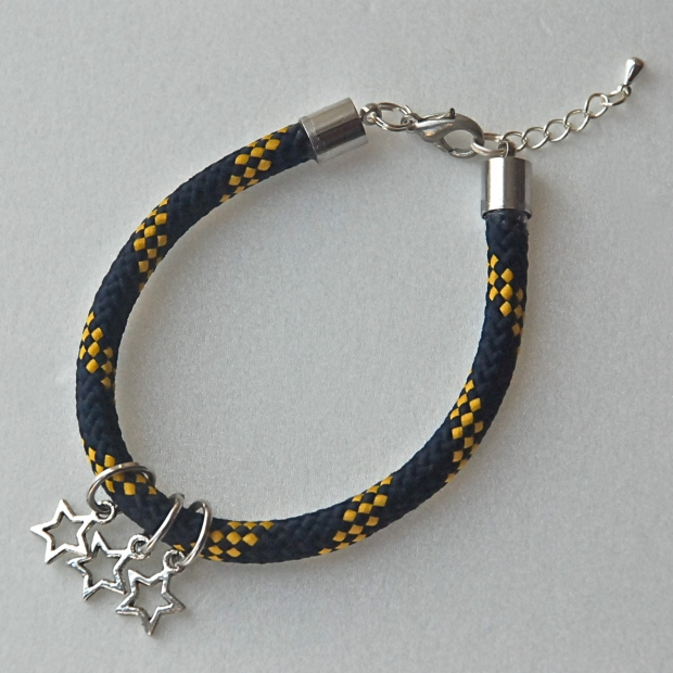 All Things Indulgent Star Bracelet