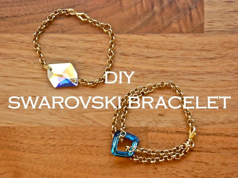 DIY Swarovski Bracelet