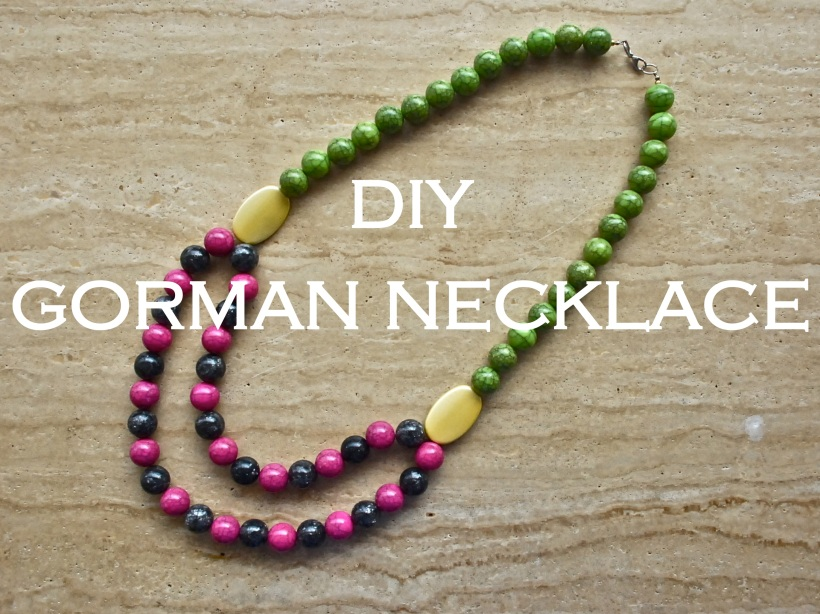 Gorman Necklace