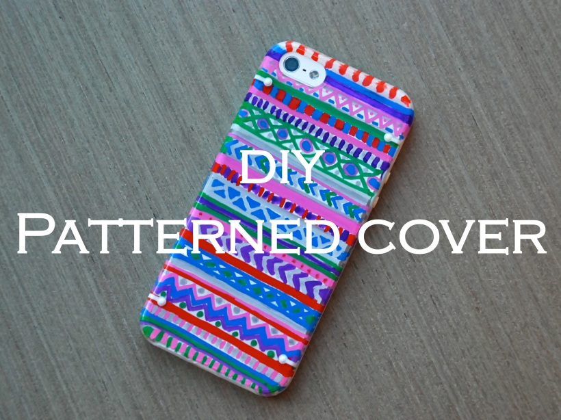 Patterned Cover