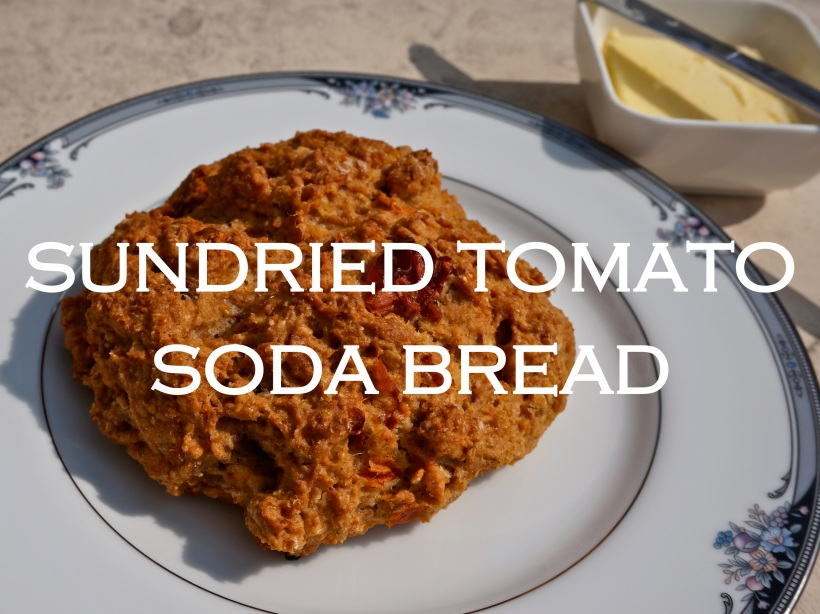 Sundried Tomato Soda Bread