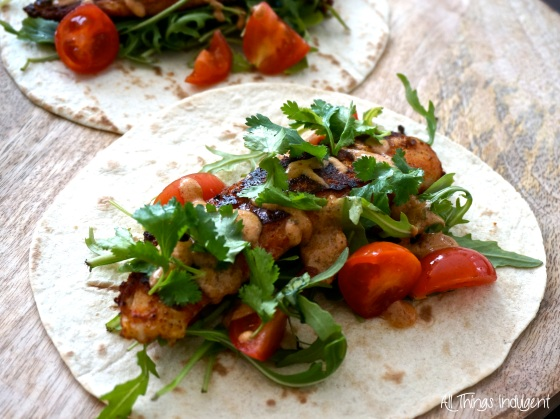 Blackened Catfish Tacos 2