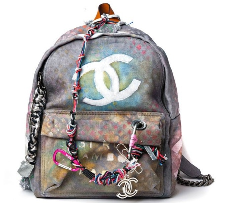 Chanel SS14 Backpack
