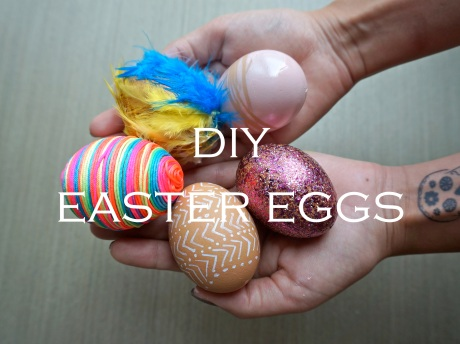 DIY Easter Eggs feature