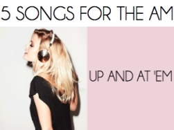 Songs to Get Up and Go_box